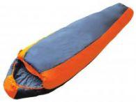 Спальный мешок BTrace Nord 7000 серый/оранжевый
