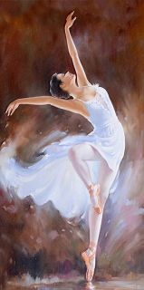 Искусная балерина