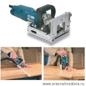 Фрезер для шкантов и пазов (ламельный фрезер) AB111N VIRUTEX 7900200