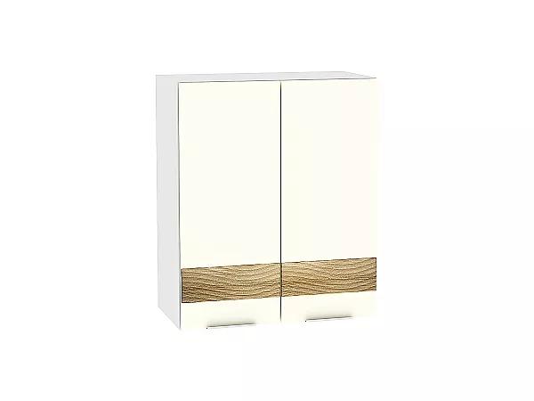 Шкаф верхний Терра В609 D (Ваниль софт)