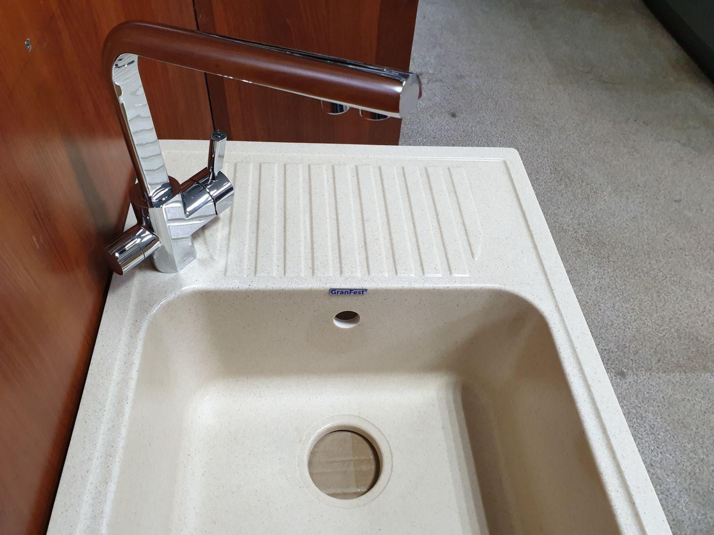 Vaserzberg VS-1905 Смеситель для кухни с выходом под фильтр