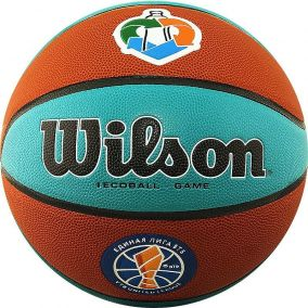 Баскетбольный мяч Wilson Ecoball Game