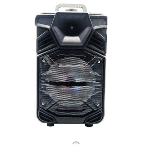 Портативная колонка KTS-1078А с микрофоном