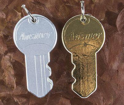 Набор канцелярский Ключи от счастья