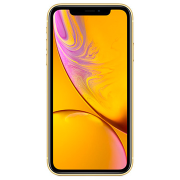 iPhone XR, 128 Гб (Желтый)
