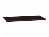 Дополнительная полка для верхнего шкафа шириной 600 мм венге