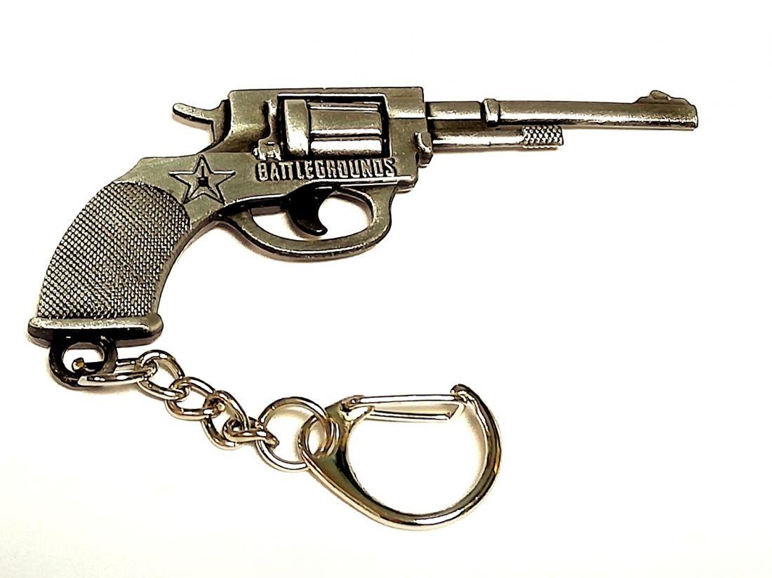 Брелок Револьвер из PUBG