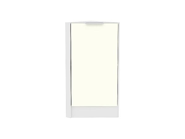 Шкаф нижний торцевой Терра НТ300 (Ваниль софт)