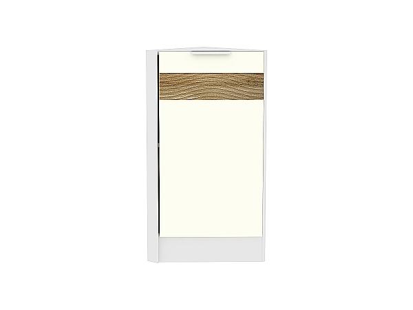 Шкаф нижний торцевой Терра НТ300 D (Ваниль софт)