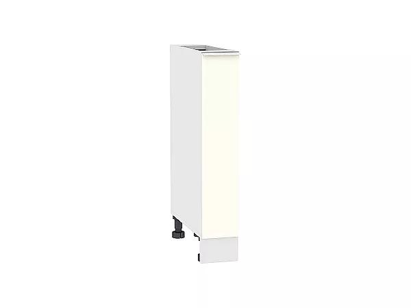 Шкаф нижний бутылочница Терра НБ200 (Ваниль софт)