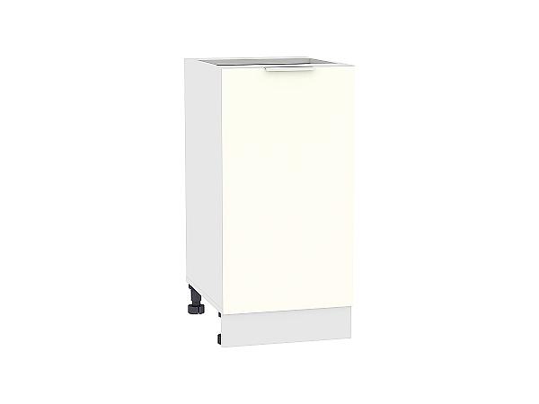 Шкаф нижний Терра Н400 (Ваниль софт)