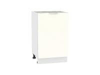 Шкаф нижний Терра Н500 (Ваниль софт)