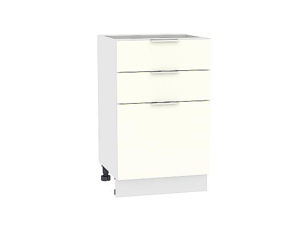 Шкаф нижний Терра Н503 (Ваниль софт)