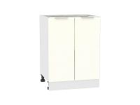 Шкаф нижний Терра Н600 (Ваниль софт)