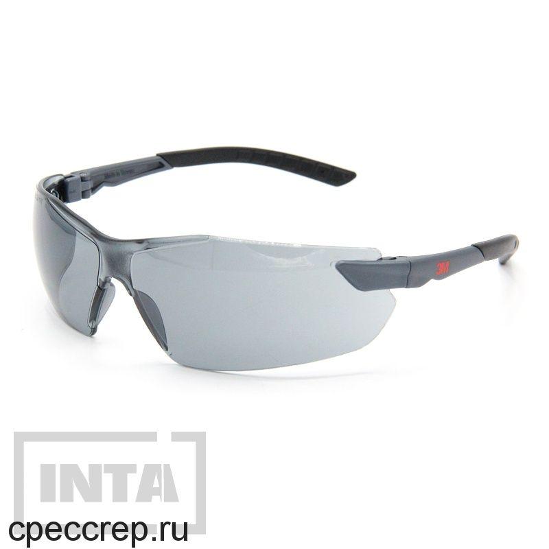Очки защитные. Цвет линз - дымчатый