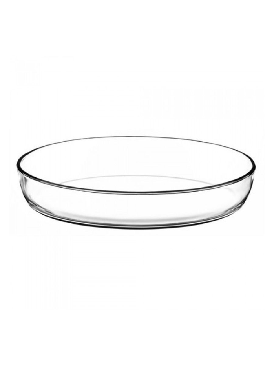 Овальная форма для запекания 1,5 литра Borcam 59084 форма для выпечки жаропрочная стеклянная 26х18х6 см