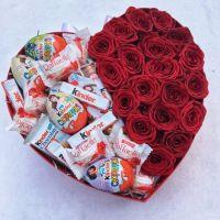 Сердечко для сладкоежки
