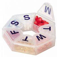 Органайзер для хранения таблеток/витаминов Pill Box
