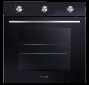Электрический духовой шкаф Comfort GRAUDE BE 60.2 S