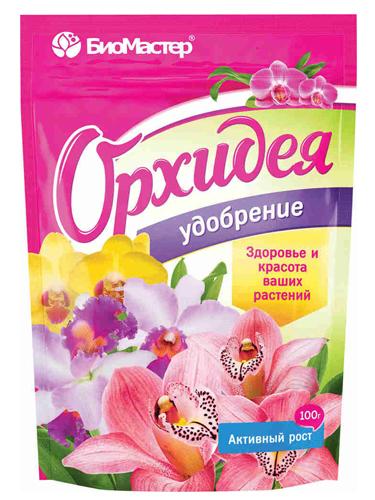 """Удобрение """"Орхидея"""" водорастворимое, 100г"""
