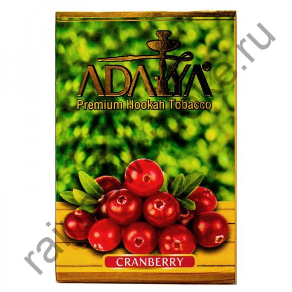 Adalya 50 гр - Cranberry (Клюква)