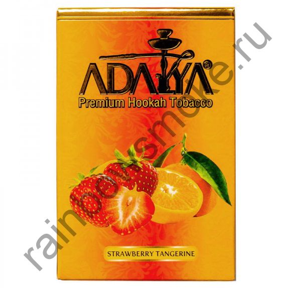Adalya 50 гр - Strawberry Tangerine (Клубника с мандарином)