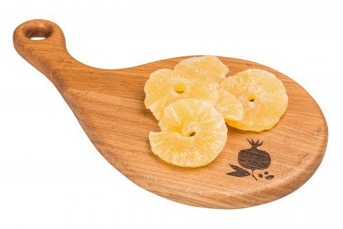 .Ananas qurudulmuş üzük 100 qr