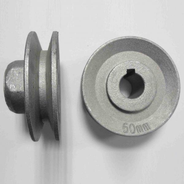 Шкив диаметр 60мм  для фрикционных моторов