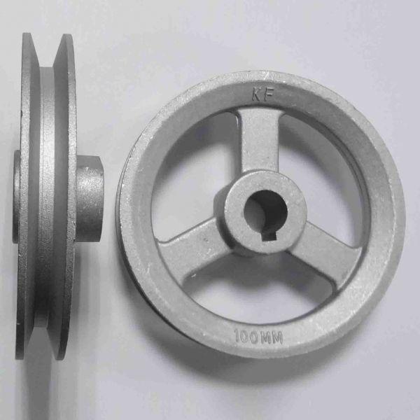Шкив диаметр 100мм  для фрикционных моторов