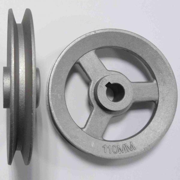 Шкив диаметр 110мм  для фрикционных моторов