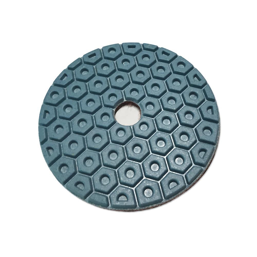 АГШК № 4 для полировки гранита # 3000 с водяным охлаждением