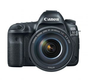 Canon EOS 5D Mark IV Kit 24-105mm f/4L IS II USM