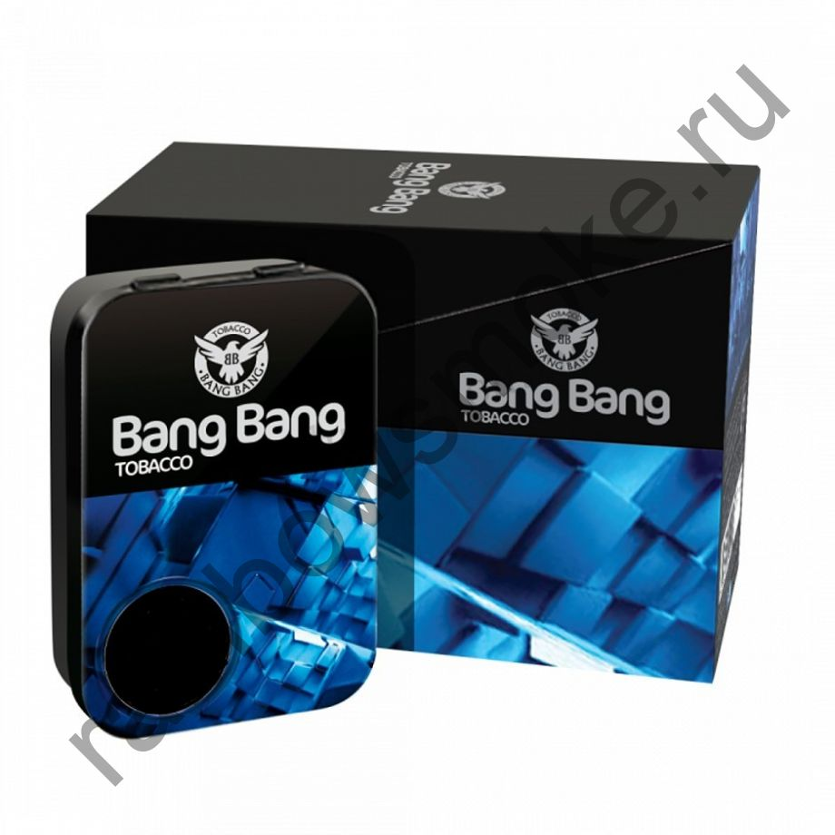 Bang Bang 100 гр - Ice Apple Cinnamon (Ледяное Яблоко и Корица)