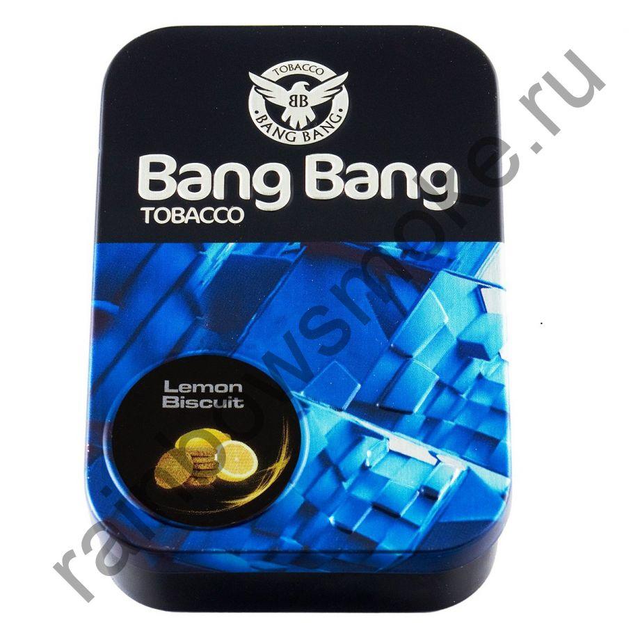 Bang Bang 100 гр - Lemon Bisquit (Лимонный Бисквит)