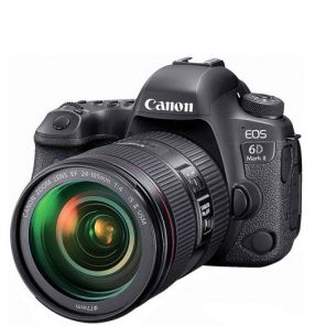 Canon EOS 6D Mark II Kit 24-105mm f/4L IS II USM