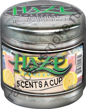 Haze 250 гр - 5 cents a Cup (Лимонад)