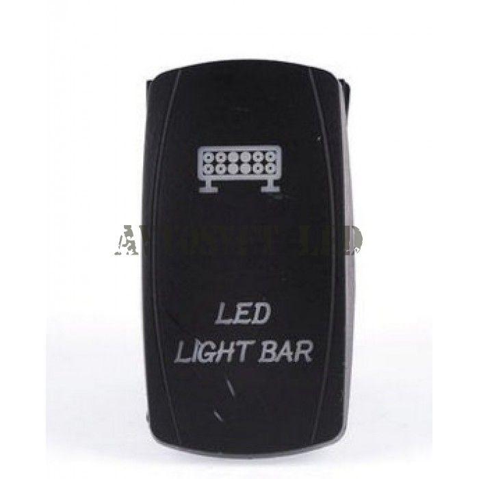 Кнопка включения AS-ROOF LED LIGHT BAR