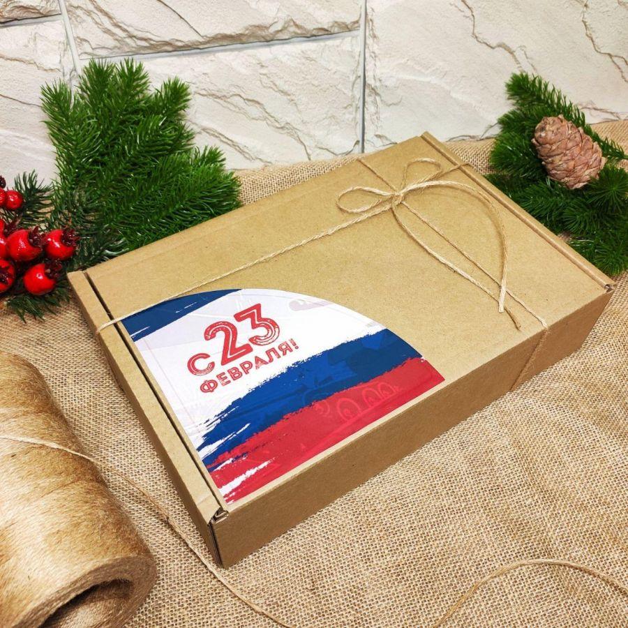 """Набор подарочный """"c 23 февраля"""""""