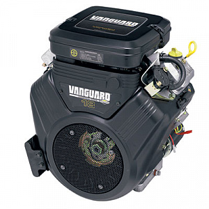 Двигатель Briggs & Stratton 18 Vanguard OHV V Twin 3600 RPM № 3564420371F1K1001