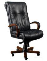 Кресла для руководителей (крестовина: дерево/металл)