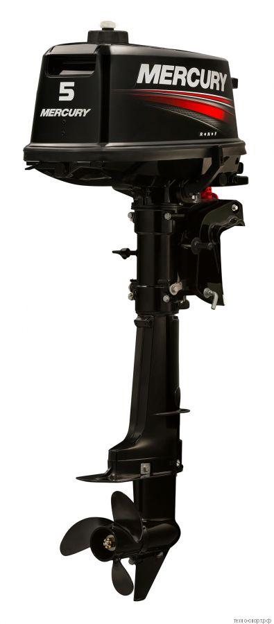 Лодочный мотор Mercury 5 М