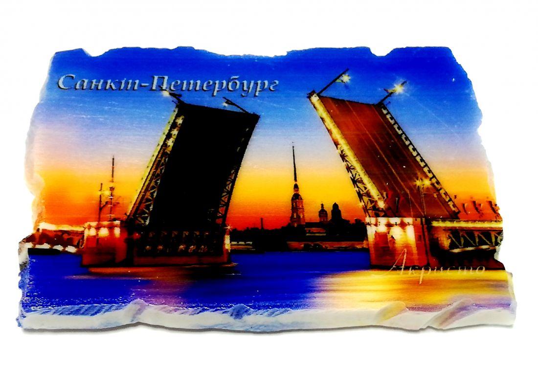Магнит Дворцовый мост