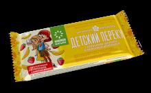 Детский перекус с Клубникой, Бананом и Шоколадом 25г