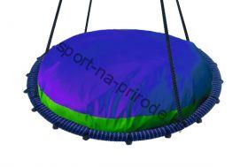 Подушка для качелей-гнездо диаметром 80 см