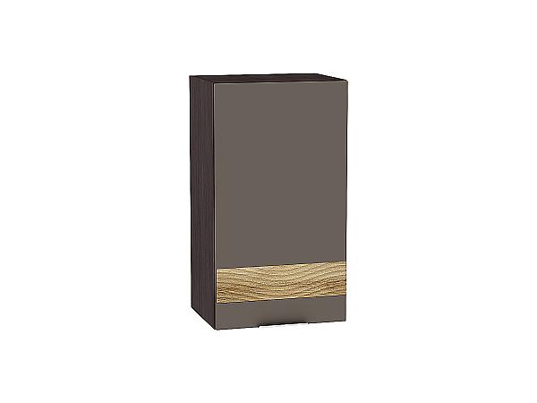 Шкаф верхний Терра В400 D (Смоки софт)