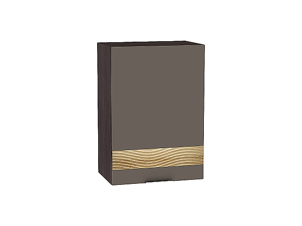Шкаф верхний Терра В500 D (Смоки софт)