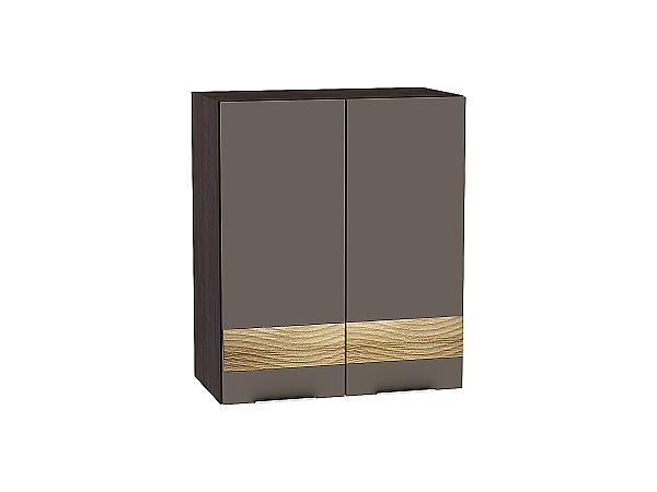 Шкаф верхний Терра В600 D (Смоки софт)