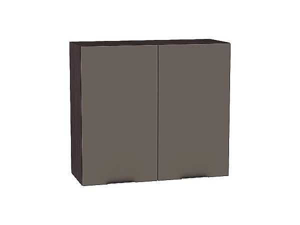 Шкаф верхний Терра В800 (Смоки софт)