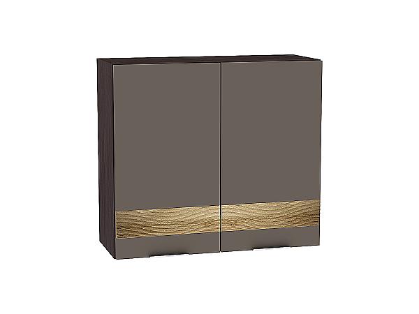 Шкаф верхний Терра В809 D (Смоки софт)