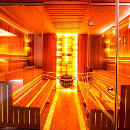 Светодиодная лента для бани и сауны